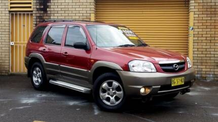 2003 MAZDA TRIBUTE CLASSIC WAGON Ingleburn Campbelltown Area Preview