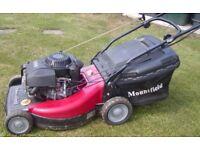 Mountfield SP 554 Self Propelled Petrol Lawnmower 3 in 1