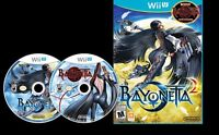 I'm Looking For Bayonetta 2 With Including Bayonetta 1 Disk