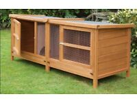5ft Guinea pig/Rabbit hutch