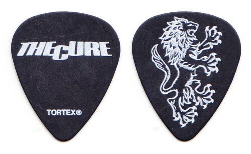 The Cure Robert Smith Lion Black Guitar Pick - 2019 Tour