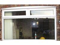 window pcv 3 years , high 1330mm x 2200mm
