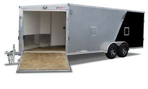 2018 PACE ENCLOSED TRAILER ACFS7X23TE2