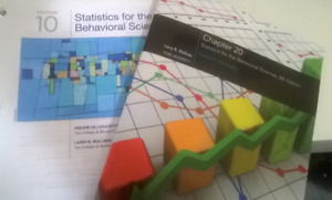 Statistics for the Behavioral Sciences 10th edition (PSYC 2021)