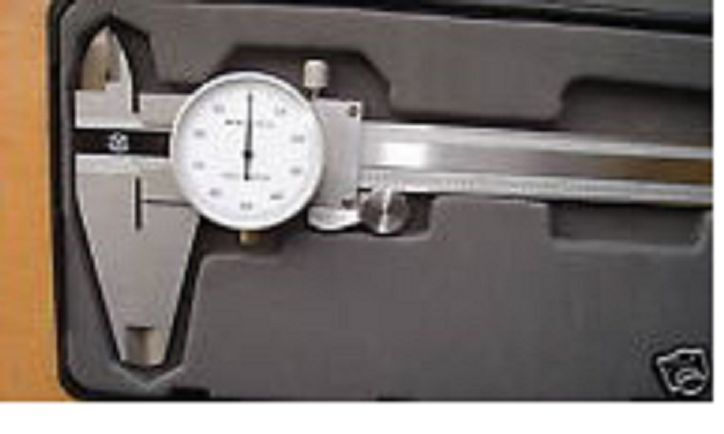 "SPECIAL PRICE  NEW 0-8"" STAINLESS STEEL DIAL CALIPER"