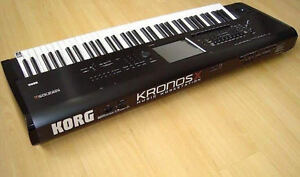 Korg workstation