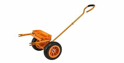 Worx Aerocart Garden Cart With Seat Hay Wagon Kit Convertible Flat Free Tires for sale  Shipping to Canada