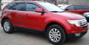* 2008 FORD EDGE LIMITED 4X4 * FULLY INSPECTED * 6 MTH WARRANTY