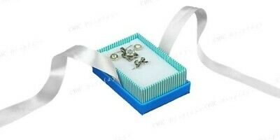 Ring Earring Pendant Gift Boxes Blue Jewelry Boxes Combo Jewelry Gift Boxes 14pc