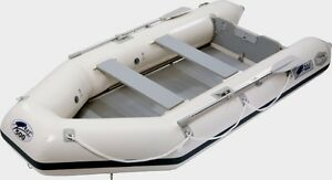 Z-Ray 500 12' Inflatable zodiac style boat