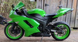 High Performance ZX6R