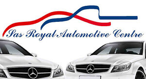 MERCEDES BENZ AND SPRINTER SPECIALIST - ROYAL AUTOMOTIVE CENTRE