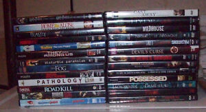 Mint condition DVDs Prince George British Columbia image 1
