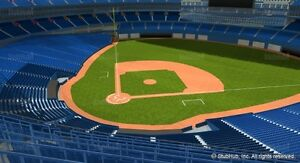 Blue Jays Home Game 1-Section 520R Row 19 Seats-5-8. $200 OBO London Ontario image 1