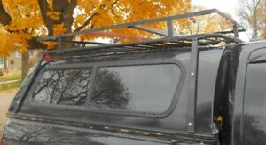 Custom Steel Canopy Rack