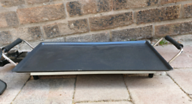 **£15** Grill Griddle BBQ Hot Plate Ca