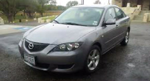 I WANT- Mazda for $4500 or less