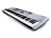 Novation KS5 61-key synthesizer keyboard - excellent condition BOXED.