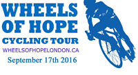 Wheels of Hope Cycling Tour
