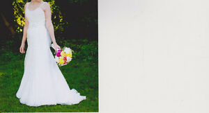 Size 10 Robin Jillian Wedding Dress