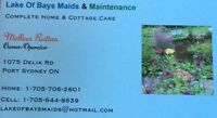 Property Maintenance & Cleaning
