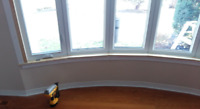 Baseboards, window & door casing and more