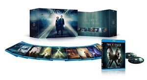 BLU-RAY! X-FILES SEASONS ALL 10 SEASONS BOX SET London Ontario image 1