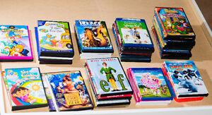 Assorted Children's DVDs (videos)