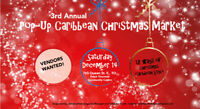 Vendors Wanted for Pop-Up Caribbean Christmas Market