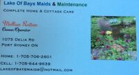 Home & Cottage Property Services