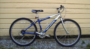 Giant Boulder 21-speed Mountain Bike, Adult Extra Small