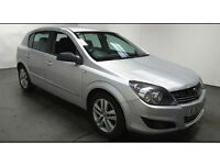2007(57)VAUXHALL ASTRA 1.6 SXI MET SILVER,LONG MOT,GREAT VALUE