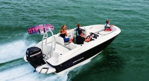 2015 Bayliner Element 16' Deckboat For Sale