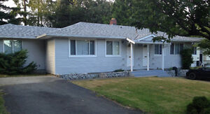 2 Bedroom Duplex self contained - Departure Bay Road