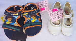 Girls Size Baby/ Infantst 5 - 12 Shoes, Sandal, Boots, Sneakers. London Ontario image 3
