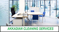 COMMERCIAL / JANITORIAL / OFFICE CLEANING SERVICES