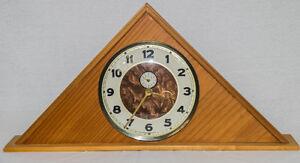 """Belle horloge Chronex à remontoir """"Made in Germany"""" avec alarme"""