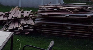 Old Fence Wood Free