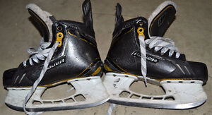 Bauer Supreme One.9 Skates London Ontario image 2