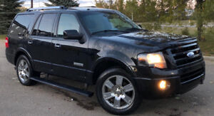 2008 FORD EXPEDITION LIMITED 4x4 FULL LOADED - MOVING SALE !