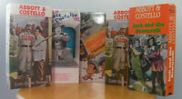 5-Abbott & Costello VHS tapes