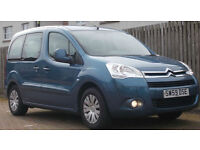 **1 Lady Owner** Citroen Berlingo 1.6 HDi 90hp Multispace VTR **DIESEL**