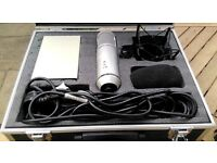 RED5 AUDIO RV15 CONDENSER STUDIO MIC