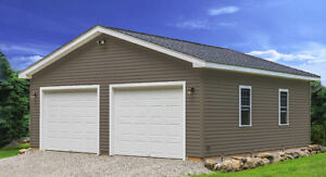 New Garage Packages
