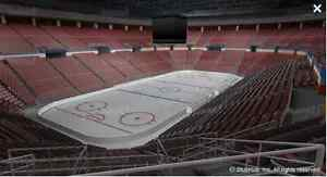 Detroit red wing tickets last season at the joe London Ontario image 2