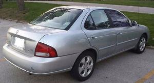 2005 Nissan Sentra Sedan