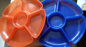 Chips and Dip sets, Brand New, Great for weddings and parties!