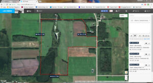 For Rent - Farmland at Little Smoky, Greenview MD 16