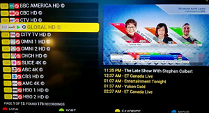 K8 Android TV Box+HD Live Sports,Movies
