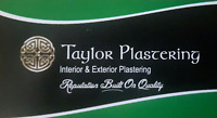 Platering/ drywall services